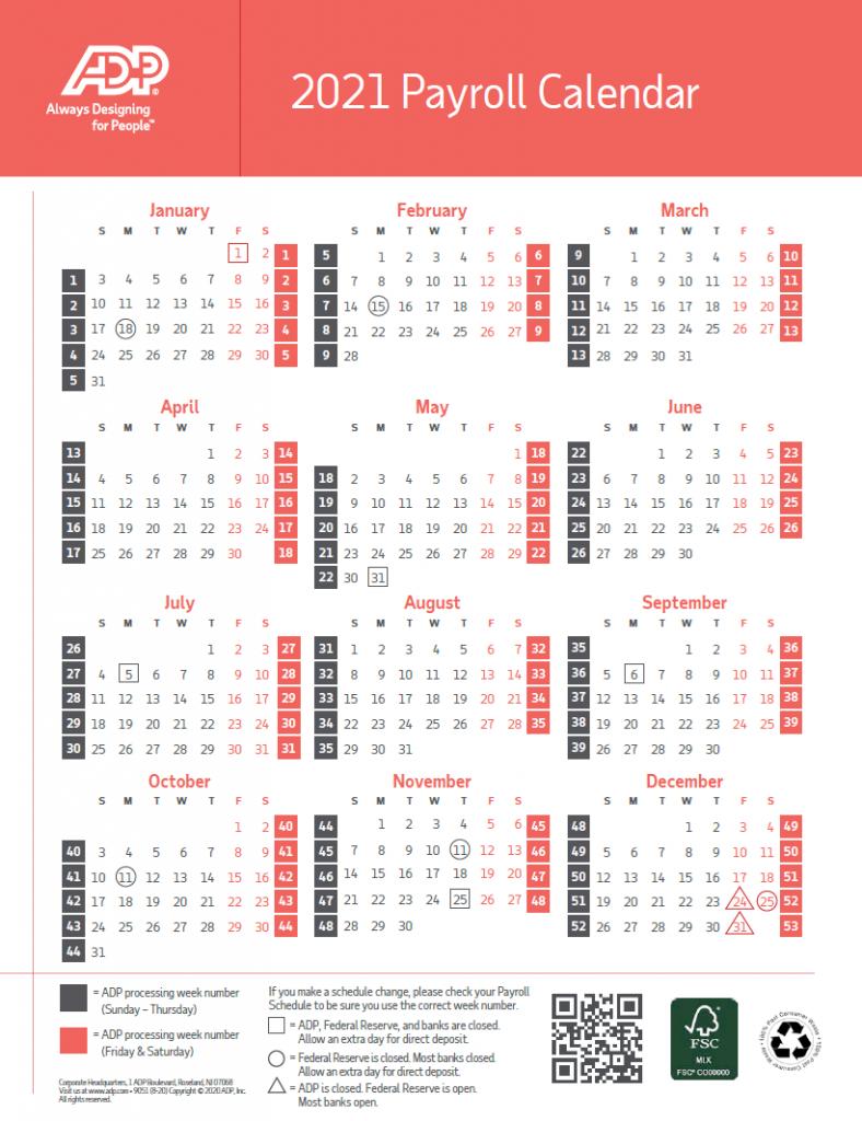 Costco Pay Schedule Calendar 2021